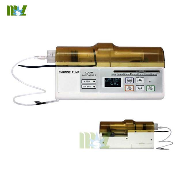 Portable Thalassemia Syringe Pump