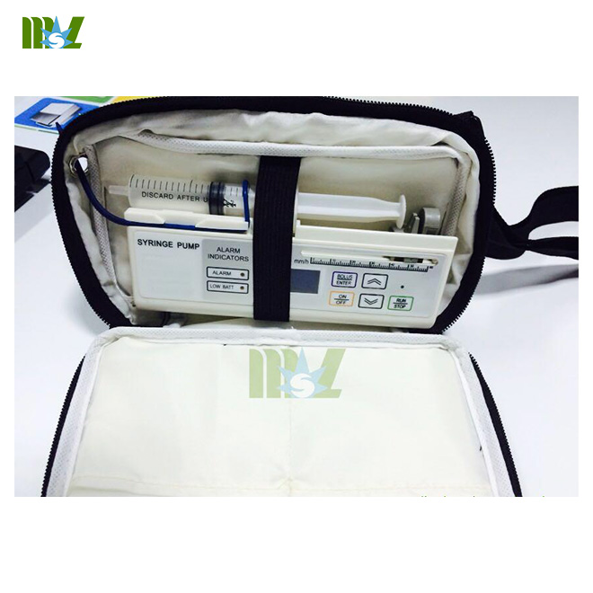 accurate Portable Thalassemia Syringe Pump MSLIS10