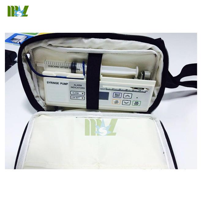 accurate Portable Thalassemia Syringe Pump MSLIS10
