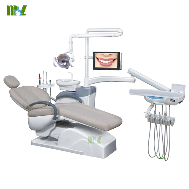 top-mounted dental chair