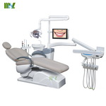 Parts of dental chair - Top Mounted Dental Chair Ergonomic Dental Chair Msldu17 For Sale