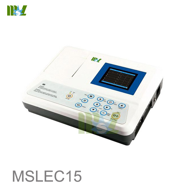 MSL Portable 1 lead EKG Machines MSLEC15