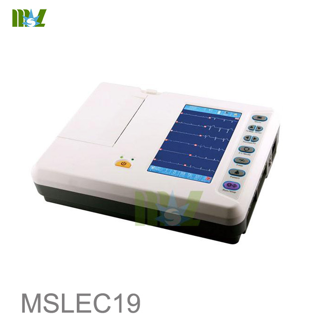 MSL brand new Portable 6-lead ECG recorders MSLEC19 for sale