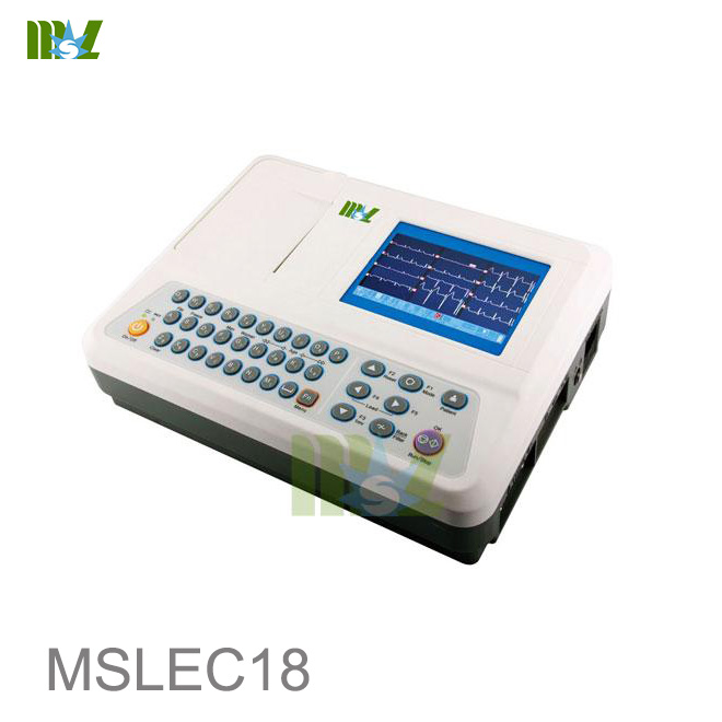 Portable 3-lead ECG recorders MSLEC18