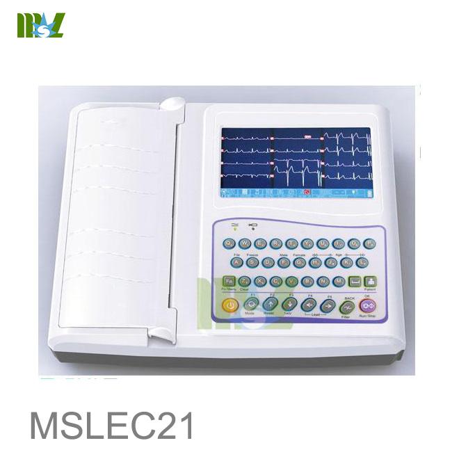 12-lead ECG recorders MSLEC21