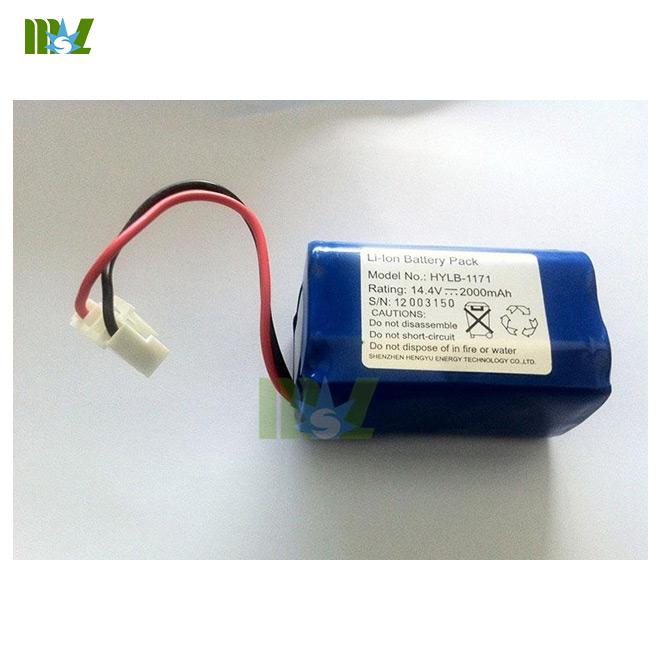 Portable twelve lead ecg MSLEC22 battery