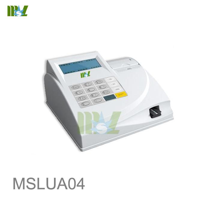 brand new urine analysis machine
