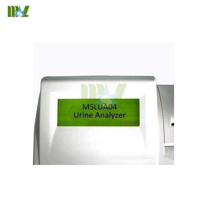 brand new urine analysis machine MSLUA04