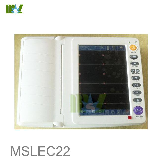 Portable 12-lead ECG recorders MSLEC22