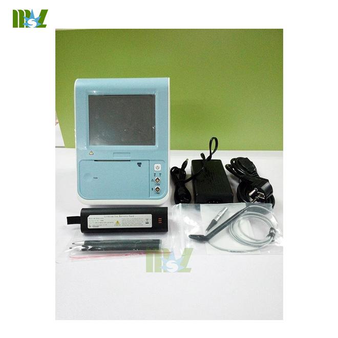 MSL Ultrasound Pachymeter MSLPU21 package