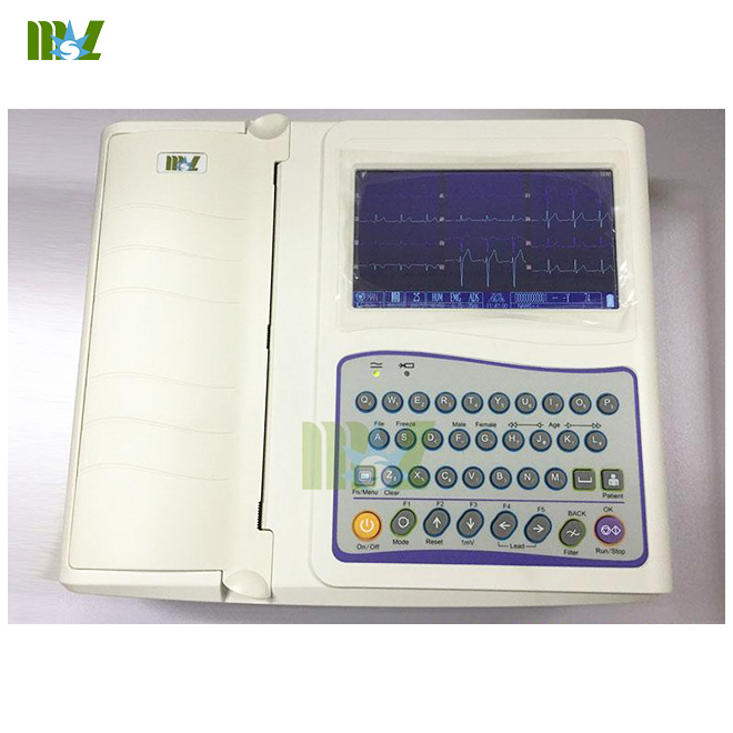 MSL Portable twelve lead ecg MSLEC21 for sale
