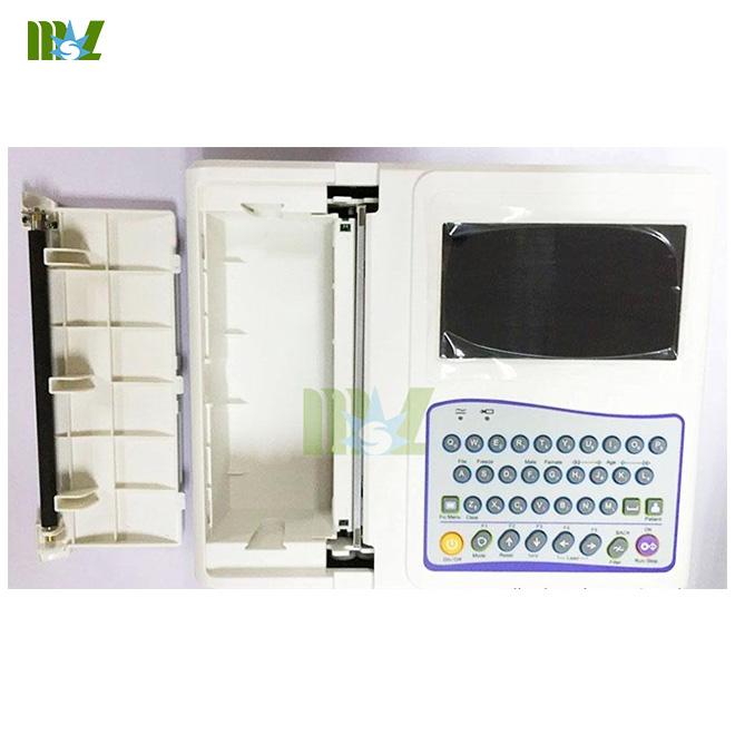 Portable-twelve-lead-ecg-MSLEC21 supply