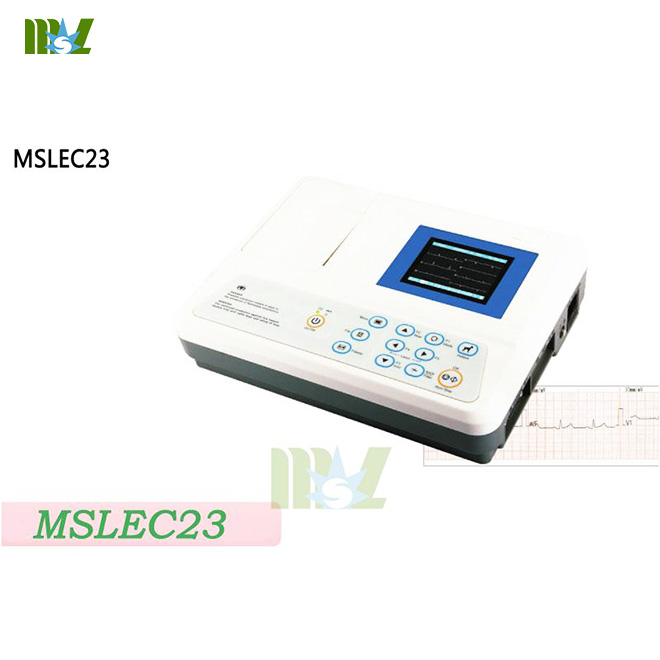 MSL one lead veterinary ecg machine MSLEC23