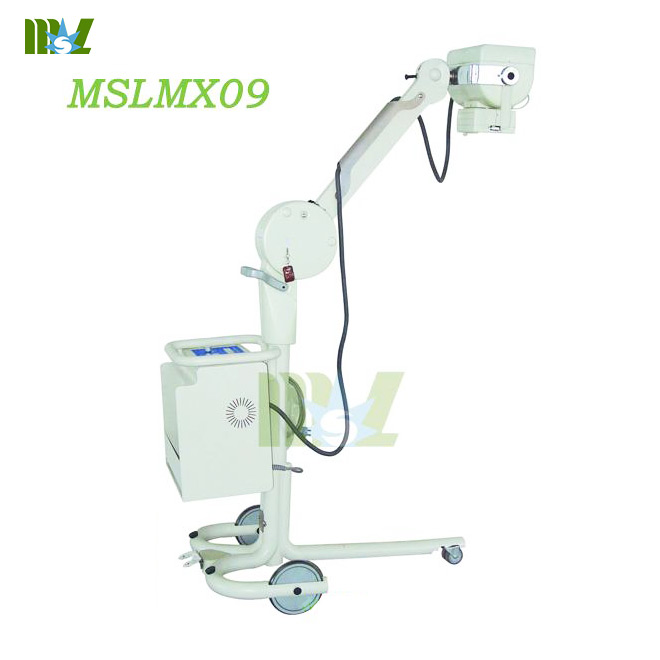 MSL 100mA Mobile Radiography X Ray Unit MSLMX09