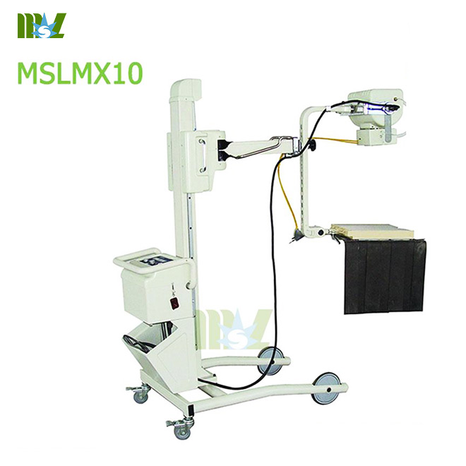 MSL 30mA Mobile radiographic x ray unit MSLMX10
