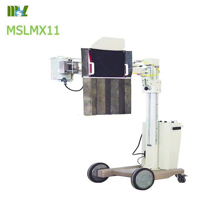 High quality 50mA mobile x-ray unit MSLMX11