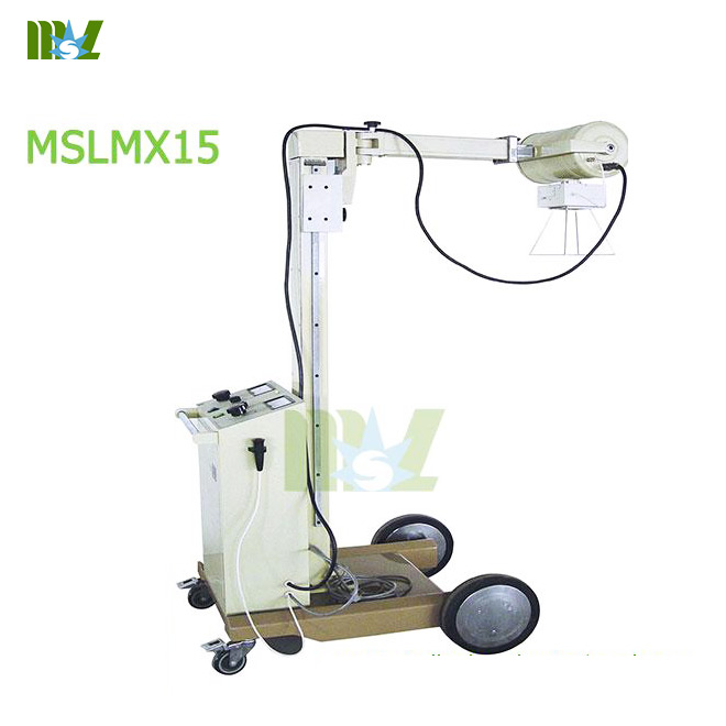 MSL 100ma diagnostic x rays mobile equipment MSLMX15