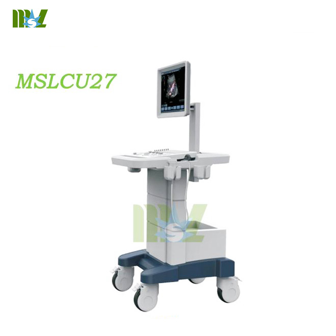Color Doppler Trolley ultrasonic diagnostic imaging system