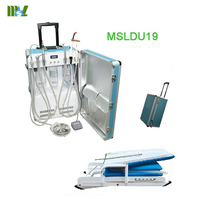 Advantage Foldable dental chair MSLDU19