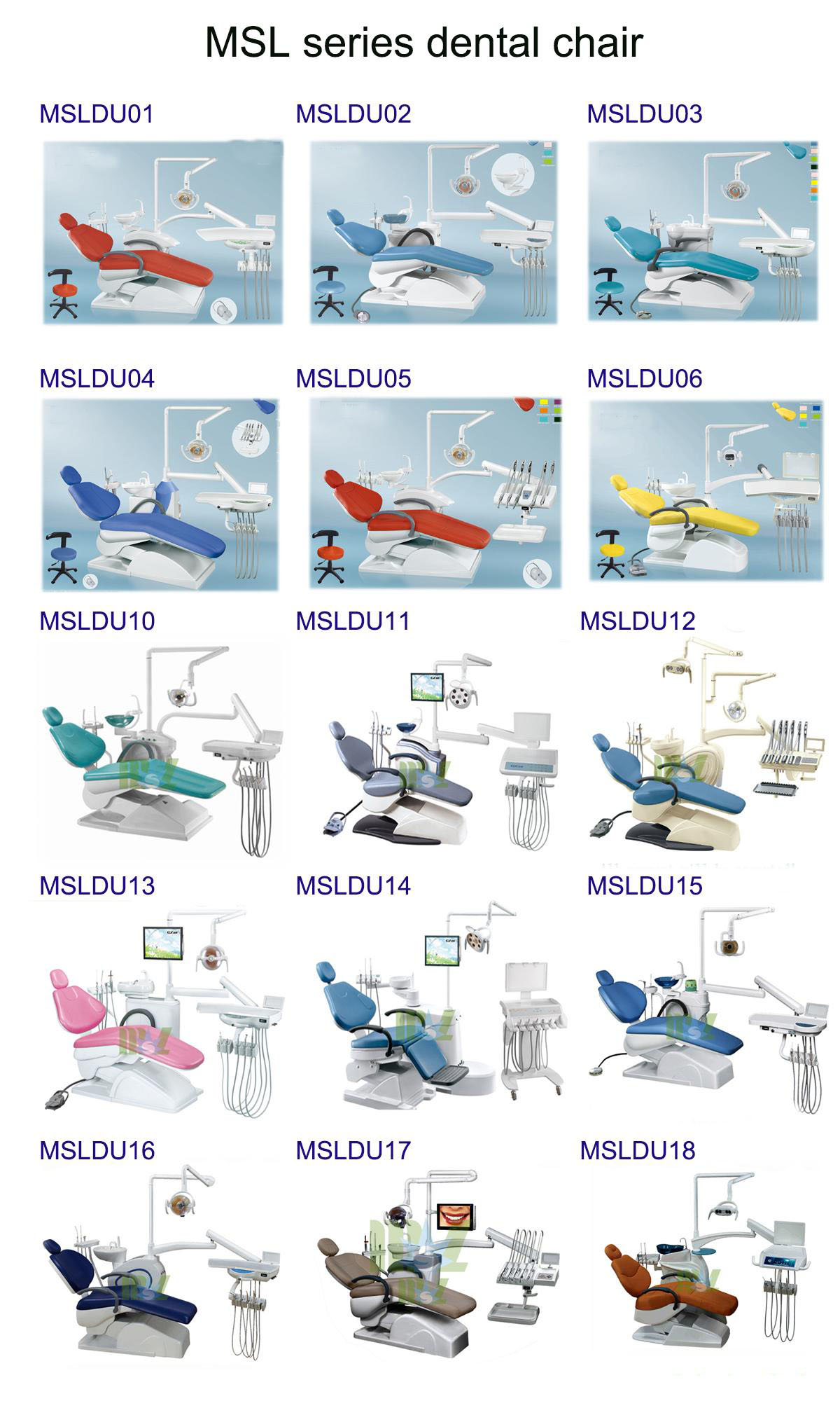 used portable dental chair