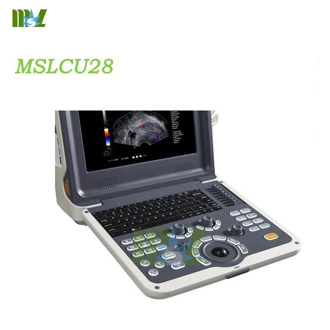 4d digital color doppler ultrasound diagnostic system MSLCU28