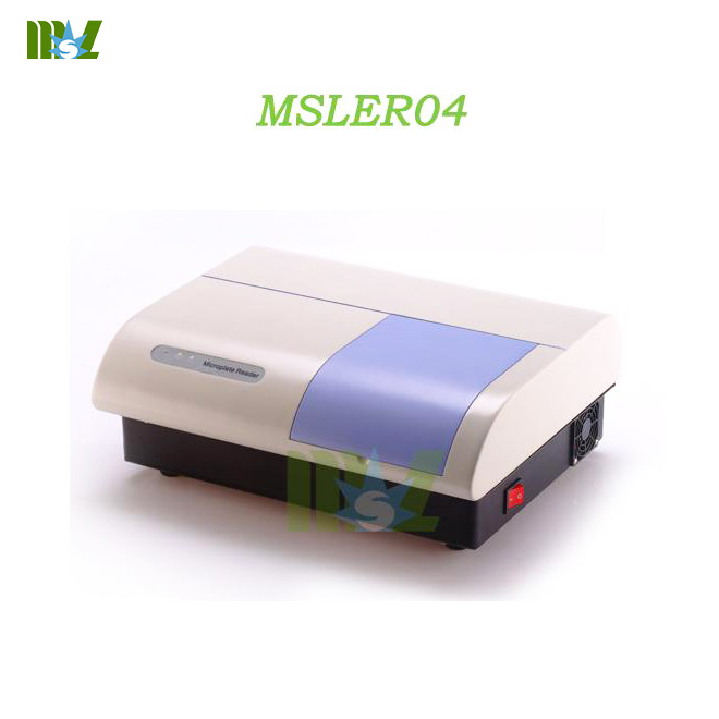 cheap microplate reader MSLER04
