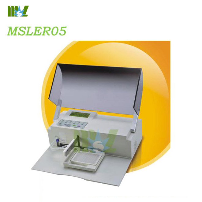 cheap elisa microplate washer equipment MSLER05