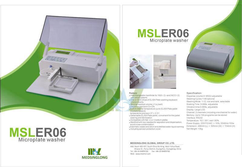 elisa Microplate Washers MSLER06