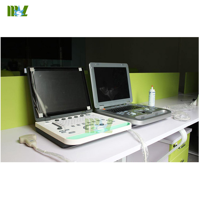 Latest brand new cheap 3d laptop ultrasound machine MSLPU34