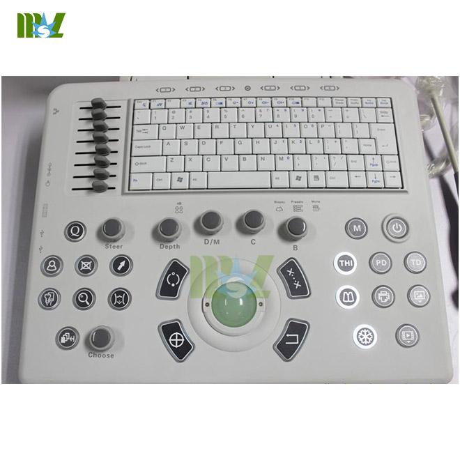 New use laptop as ultrasound machine MSLPU33