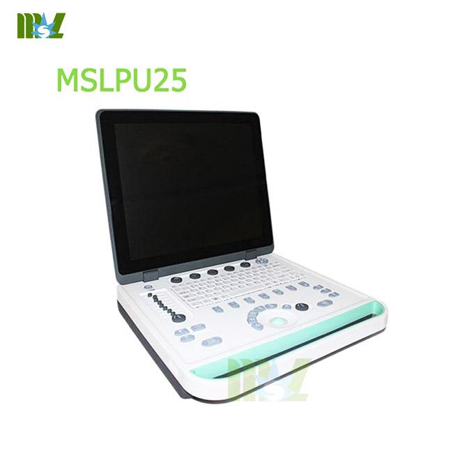 MSL 2016 cheap laptop ultrasound machine MSLPU34 for sale