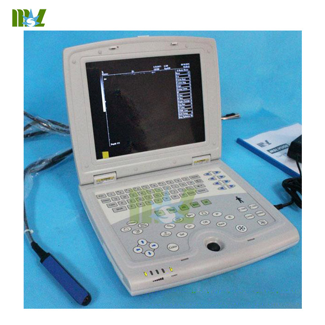 MSL laptop ultrasound veterinary equipment MSLVU08 for sale