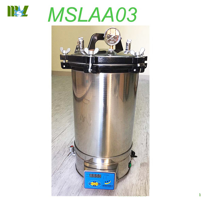 best Fully automatic autoclave MSLAA03