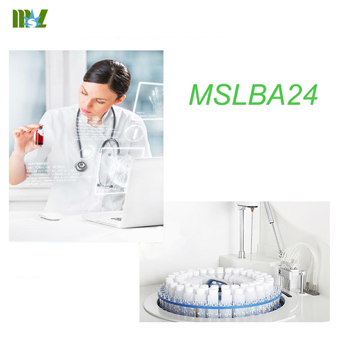 New Full automatic Biochemical Analyzer MSLBA24 for sale
