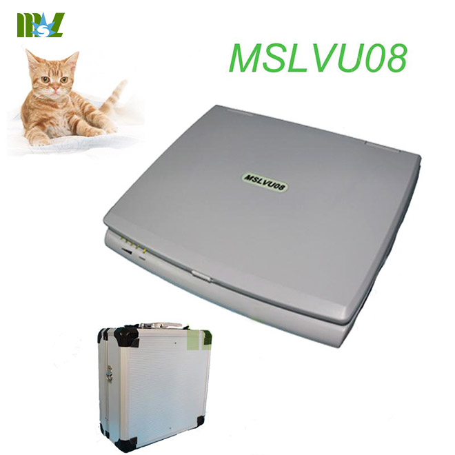 MSL best laptop ultrasound veterinary equipment MSLVU08