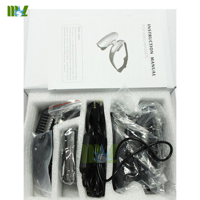 MSL Veterinary ultrasound equipment Video Glasses