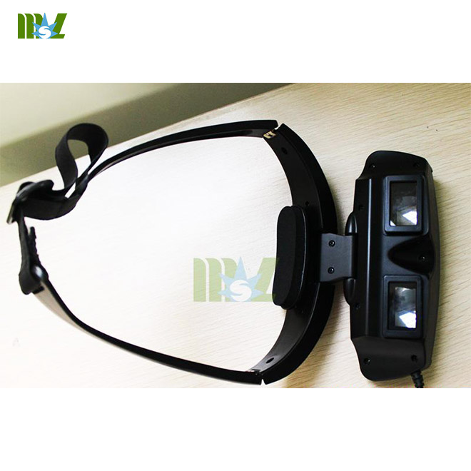 portable Veterinary ultrasound equipment Video Glasses
