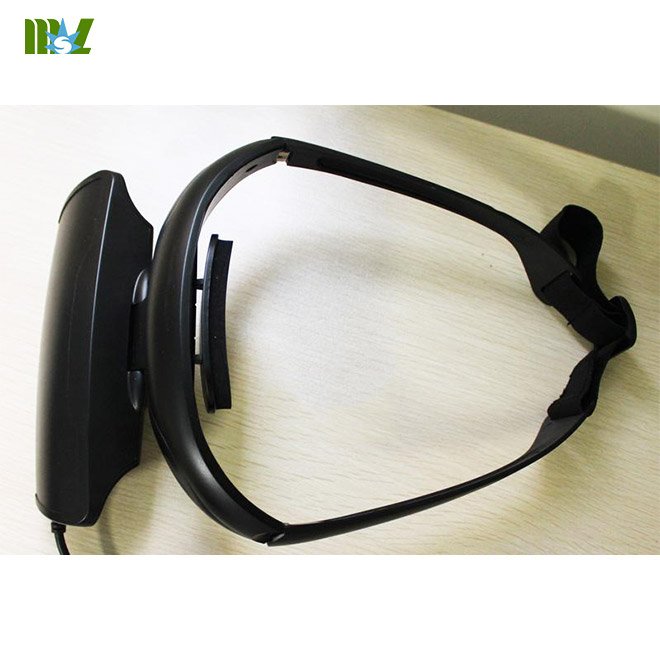Veterinary ultrasound equipment Video Glasses