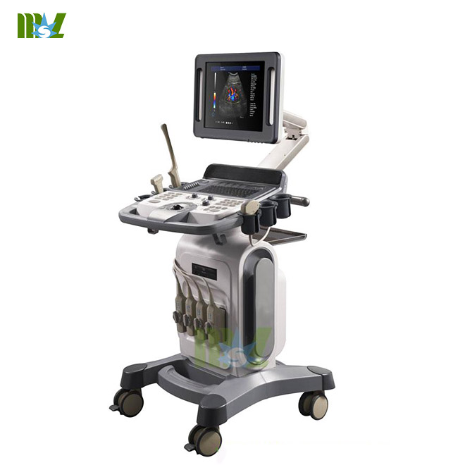 2016 4D trolly color doppler MSLCU30