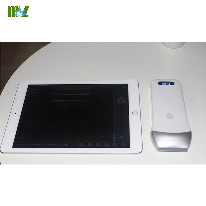 cheap Advanced wireless ultrasound Scan linear Probe MSLPU35 for sale