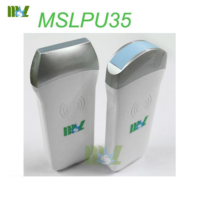 wireless ultrasound Scan linear Probe MSLPU35