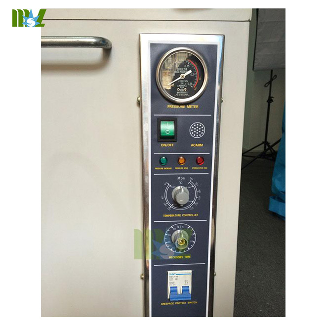 MSL automatic autoclave sterilizer MSLSS02 for sale