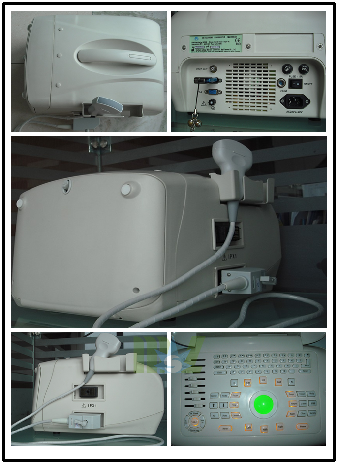 MSL ultrasound machine MSLPU04 for sale