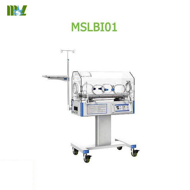 MSL Hospital baby incubator price-MSLBI01