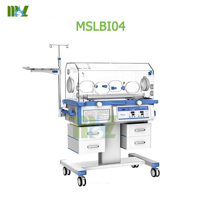 Newest medical infant incubator MSLBI04
