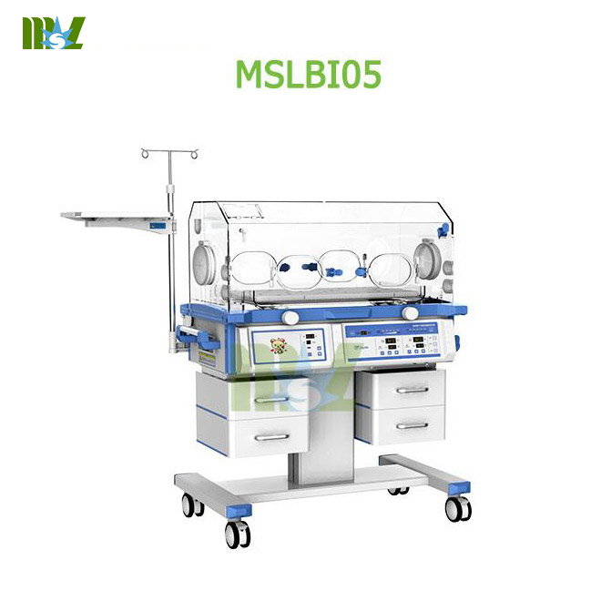 Luxurious Infant Incubator-MSLBI05 for sale