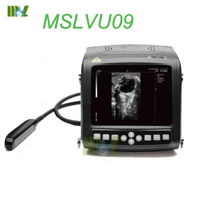 MSL veterinary ultrasound machine-MSLVU09