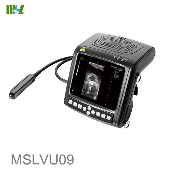 veterinary ultrasound machine-MSLVU09