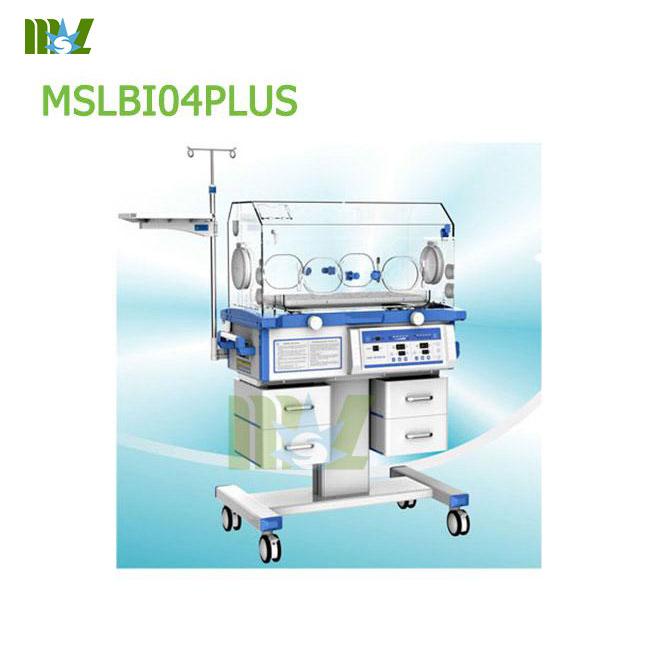 MSL Baby incubator equipment MSLBI04plus