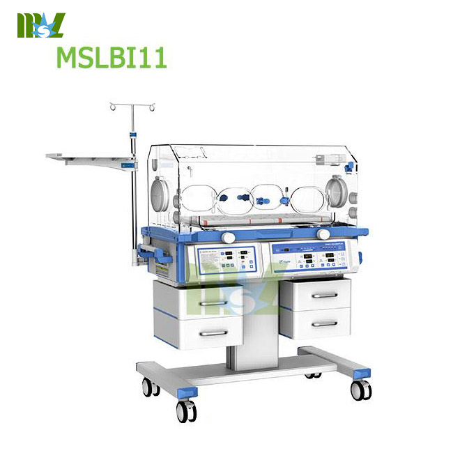 Low-cost Baby incubator MSLBI11 for sale
